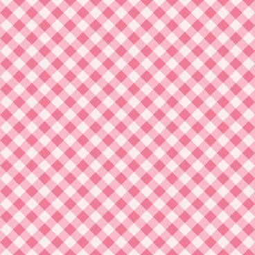 plaid pink pattern seamless vector