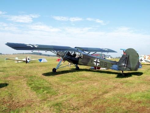 plane airplane german