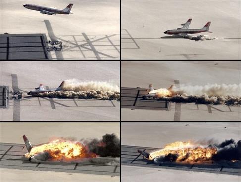 plane crash crash crash landing