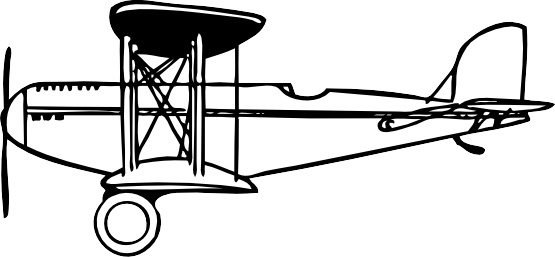 biplane vector free free vector download 4 free vector for rh all free download com