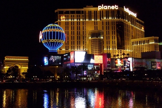planet hollywood las vegas nv usa
