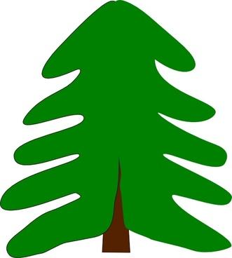 Plant Tree Cartoon clip art