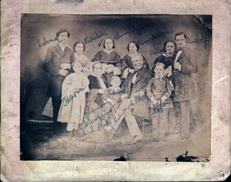 plate family 1870s