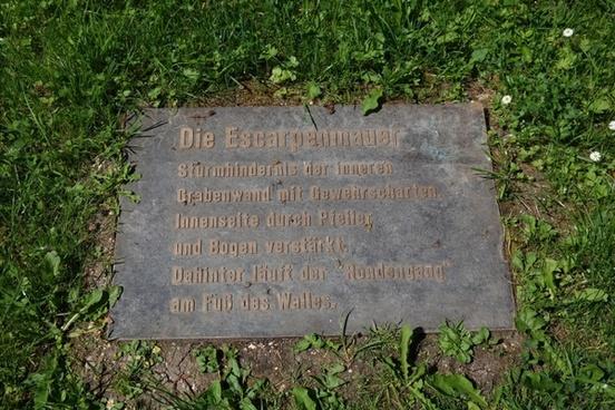 plate information steinplatte
