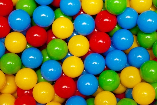 play balls background