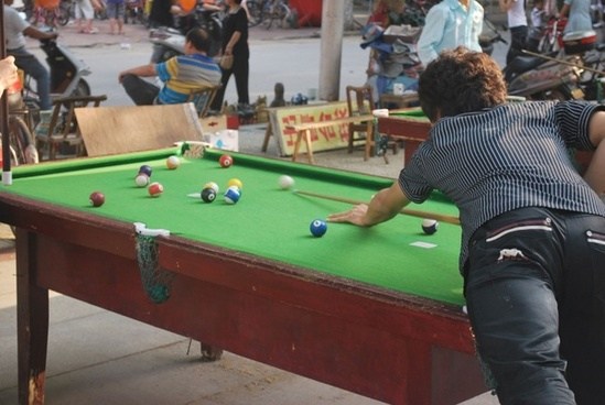 play pooling