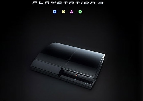 Playstation 3 PSD
