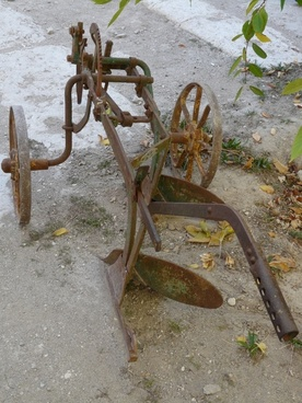 plough old retired