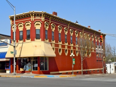 plymouth indiana building