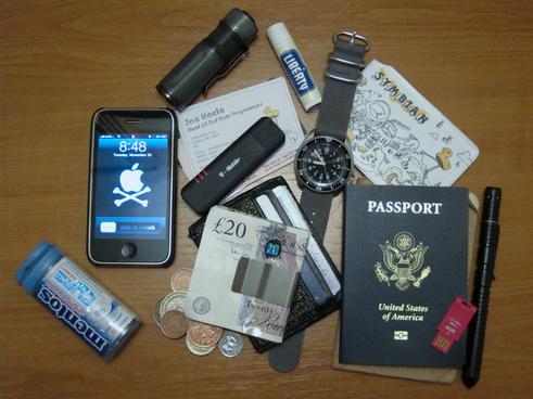 pocket contents london edition