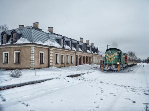 podlaski poland train
