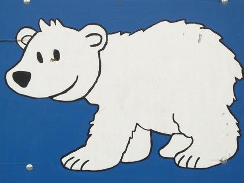 polar bear bear comic