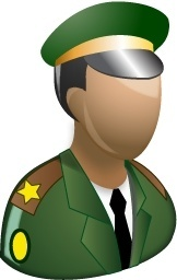 Police user army