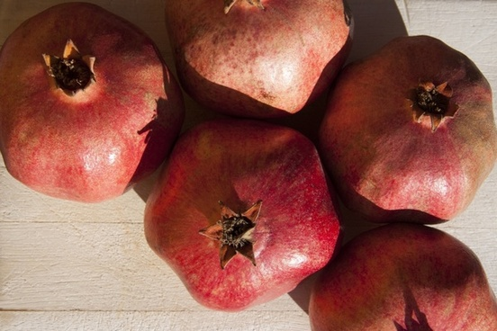 pomegranate grenadine red