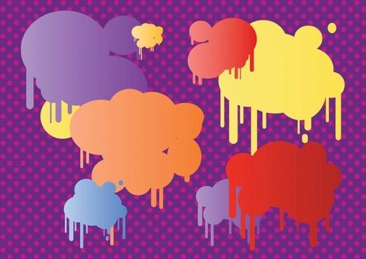 Pop Art Bubbles