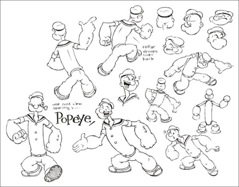 popeye official who set up vector b