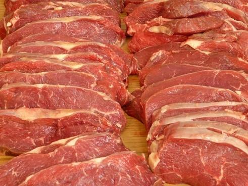 pork chop meat