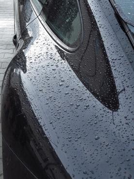 porsche auto flank