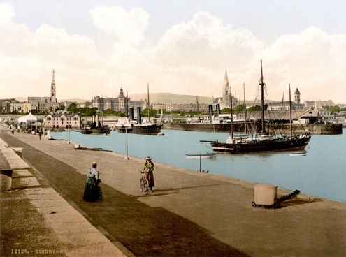 port dublin city