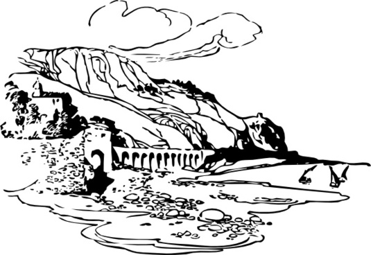 Port St Louis clip art