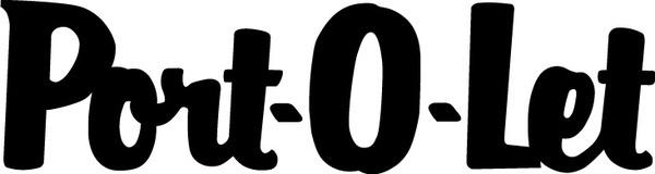 Port-O-Let logo