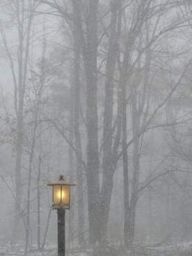 post light lamp