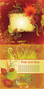 posters background vector