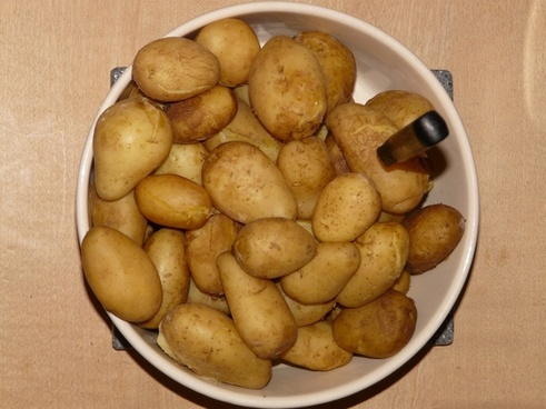 potatoes cooked cook