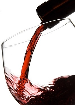 pour the red wine is an instant picture