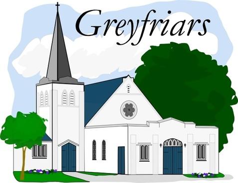 Power People Greyfriars Church Mt Eden New Zealand clip art