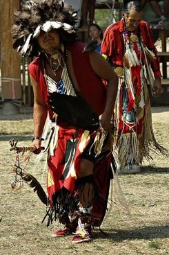 powwow dance traditional