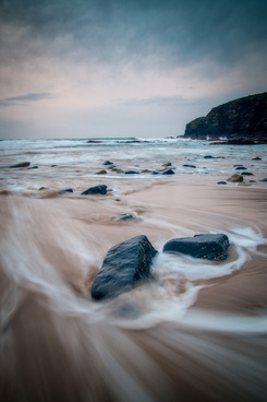 praa sands cornwall