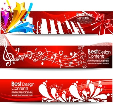 practical banner vector background 1