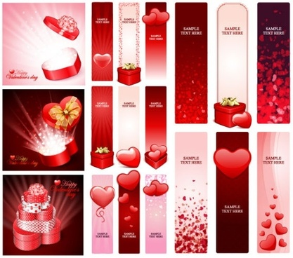 practical elements of vector 1 valentine day
