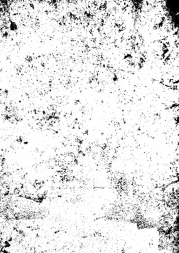 grunge background black white splattered ink decor