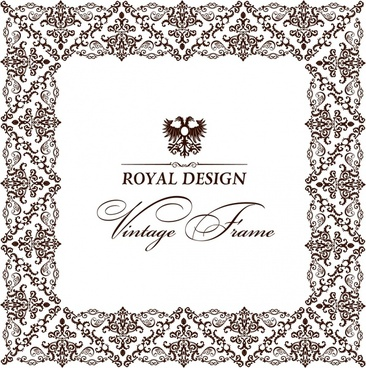 practical ornate lace vector