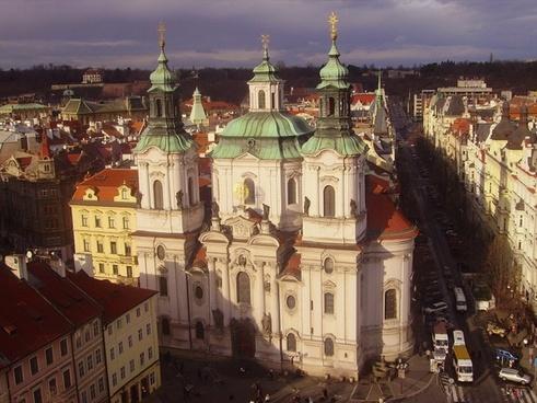 prague czech republic city