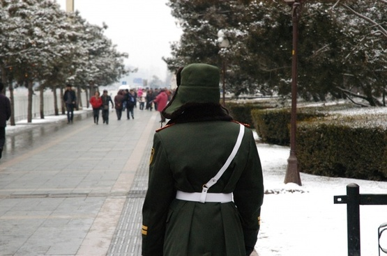prc soldier