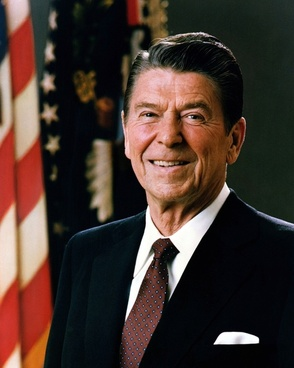 president usa ronald reagan