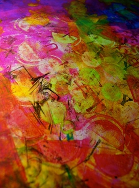 pressure image colorful