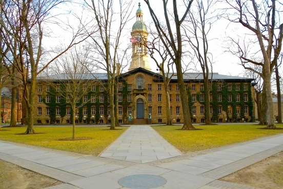 princeton new jersey nassau hall