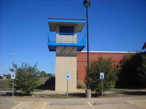 prison lookout