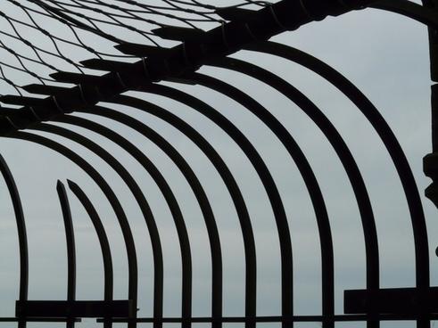 prison prison fence fence