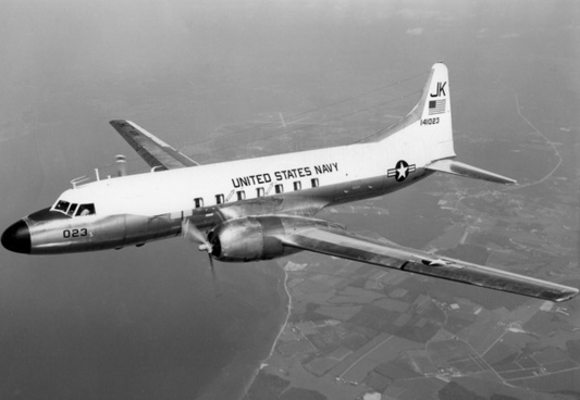 propeller plane navy aircraft