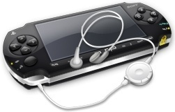 Psp headphones