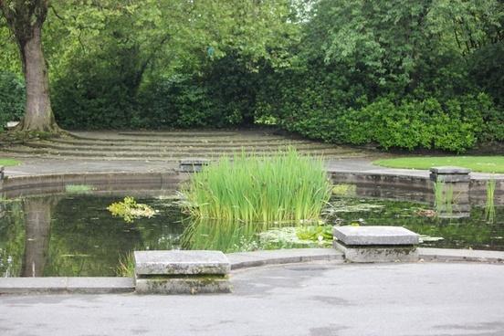 public pond