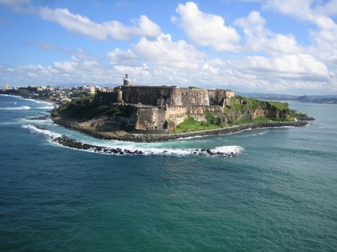 puerto rico view ocean