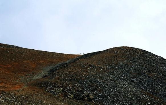 puigmal mountain landscape