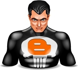 Punisher blogger