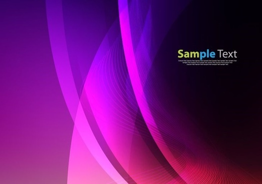 purple abstract background vector illustration